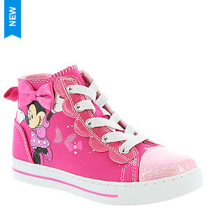 Disney Minnie Mouse High Top CH15069 (Girls' Toddler)