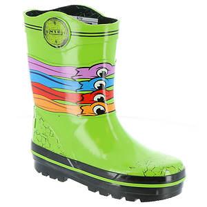 Nickelodeon TMNT Rain Boot CH70479 (Boys' Toddler)