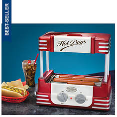 Nostalgia Electrics Hot Dog Roller