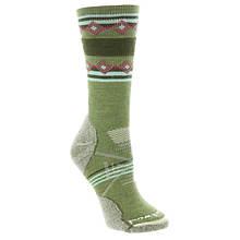 Smartwool PHD Outdoor Med Pattern Crew Socks (Women's)