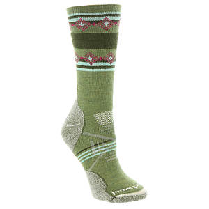 Smartwool PHD Outdoor Med Pattern Crew Socks (Women's)