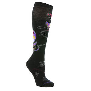 Smartwool PHD Ski Medium Pattern OTC Socks (Women's)
