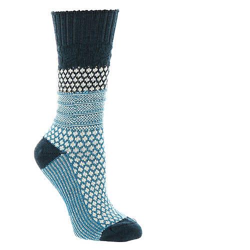 Smartwool Popcorn Cable Crew Socks (Women's)