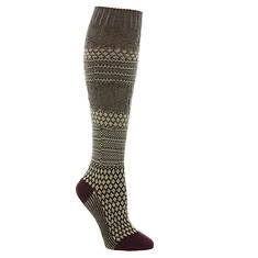 Smartwool Popcorn Cable Knee High Socks (Women's)