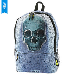 ICU Boys' Digi Skull Backpack