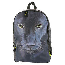 ICU Boys' Panther Black Backpack