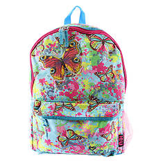 ICU Girls' Butterfly Splatter Backpack