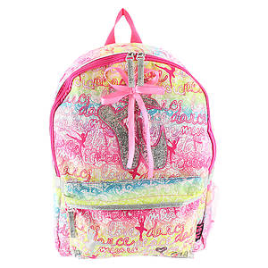 ICU Girls' Dancing Lace Backpack