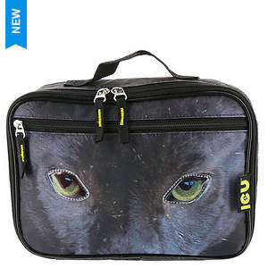 ICU Boys' Panther Black Lunchcase