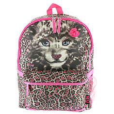 ICU Girls' Cheetah Gurlz Backpack