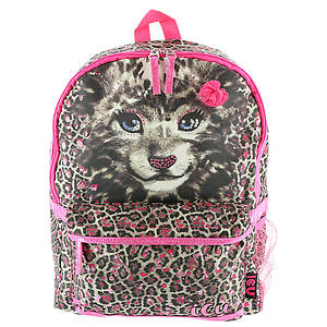 ICU Girls' Cheetah Gurlz Backpack