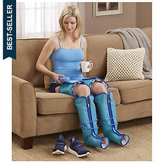 Electric Air Compression Leg & Foot Wraps