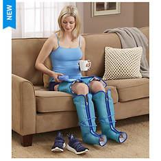 Electric Air Compression Leg & Foot Wraps