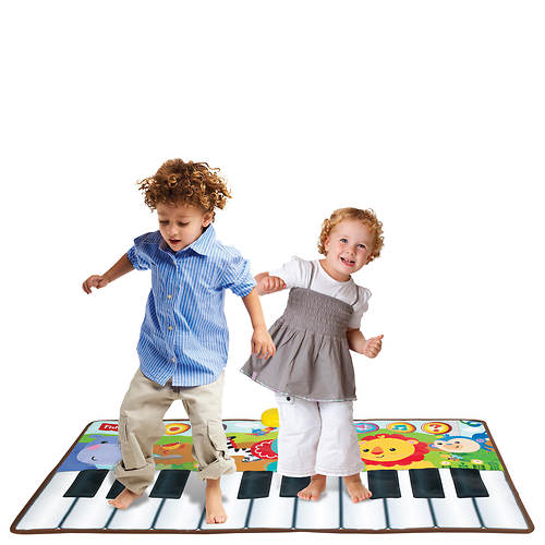 Fisher Price Dancin' Tunes Step-On Keyboard