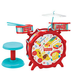 Fisher Price Big Bang Drumset