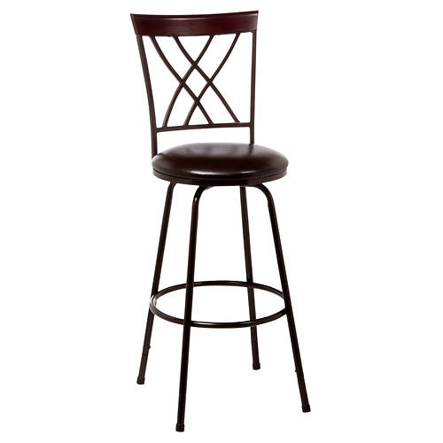 Adjustable-Height Bar Stool