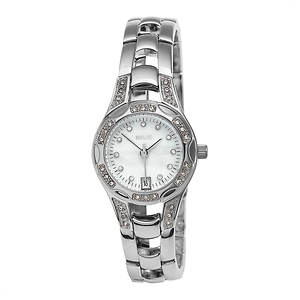 Relic Women's Mother-Of-Pearl Watch