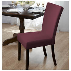 Subway Tile Dining Room Chair Cover