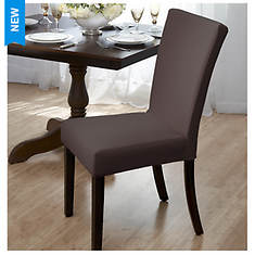Subway Tile Dining Room Chair Cover - Opened Item