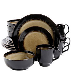 Gibson Bella Galleria 16-piece Dinnerware Set