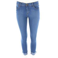 Free People Women's Gummy Denim LA Roller Crop Jean