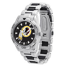 Men's NFL Heavy Hitter Watch by Game Time