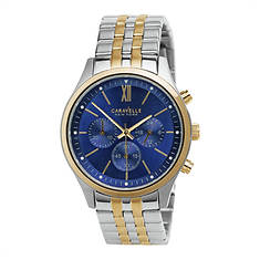 Caravelle By Bulova Men's Chronograph Watch