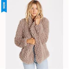 Billabong Women's Do It Fur Love Jacket