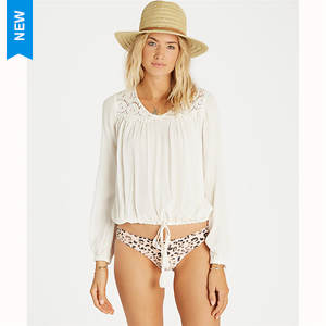 Billabong Women's Sunny Eyes Top