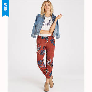 Billabong Women's Come Together Pants
