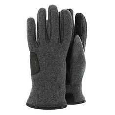 UGG® Men's Leather-Trimmed Fabric Smart Glove