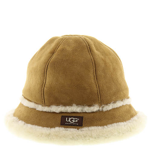 UGG® Women's Sheepskin Cloche Hat
