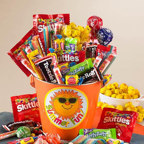 Summer Fun Candy Pail