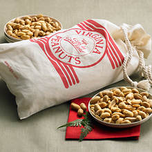 Bag of Jumbo Virginia Peanuts