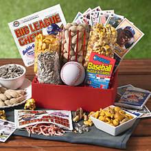 Baseball Fan's Gift Box