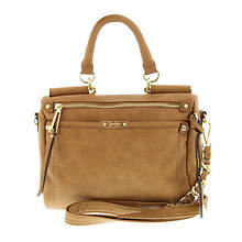 Jessica Simpson Deven Small Frame Satchel X-Body Bag