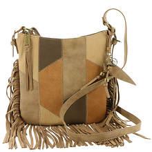 Jessica Simpson Delilah Top Zip X-Body Bag