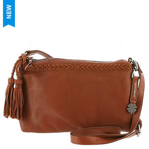 Lucky Brand Shadow Leather Crossbody Bag