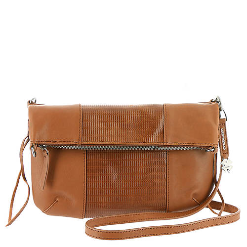 Lucky Noah Leather Foldover X-Body Bag