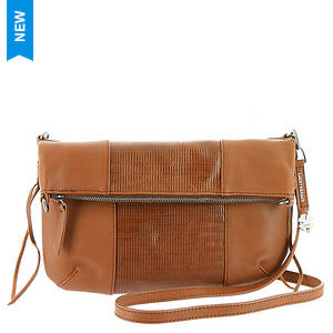 Lucky Noah Leather Foldover X-Body Bag