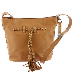 Lucky Brand Shadow Leather Bucket Bag