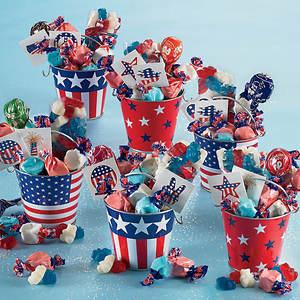 Patriotic Party Pails