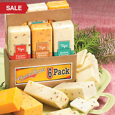 Cheese Six Pack