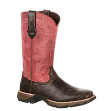 Durango Lady Rebel Caiman Emboss (Women's)