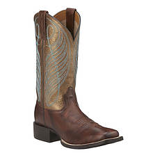 Ariat Round Up Wide Square Toe (Women's)