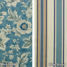 Mix 'n Match Floral Panels - Blue
