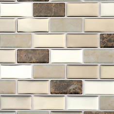 Magic Gel Tiles-Bronze Granite