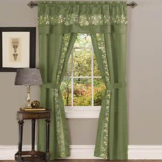 Fairfield Window Set - Sage