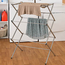 Folding Steel Drying Rack
