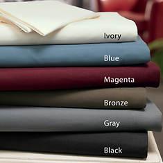 Microfiber Sheet Set - Grey